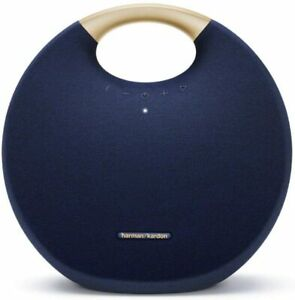 Harman Kardon Onyx Studio 6 Wireless Bluetooth Speaker Blue From Japan New