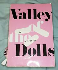 Valley Of The Dolls by Jacqueline Susann 1997 reprint Large Paperback Book Used