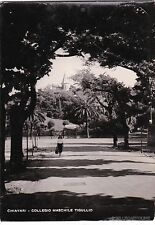 # CHIAVARI:  COLLEGIO MASCHILE TIGULLIO  1954