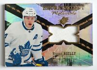 2016-17 Upper Deck SPX EXTRAVAGANT MATERIALS MORGAN REILLY Game Used Jersey CARD