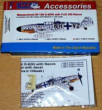 Umbausatz für Bf 109 G-6/R6 w/ FuG 350 Naxos in 1/72 von AML