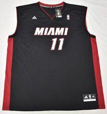 Adidas Dion Waiters Miami Heat #11 Men's 2XL XXL NBA Replica Road Jersey N981