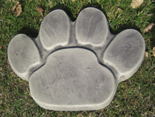 More details for make at home - paw print mould - diy - arts and crafts - garden ornament