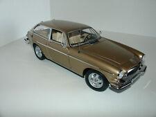 1/18 MINICHAMPS VOLVO P1800 ES 1971 GOLD METALLIC