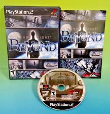 Echo Night: Beyond - PS2 Playstation 2 Complete Game Rare Agetec Tested