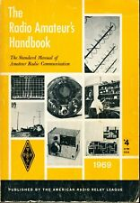 The Radio Amateur's Handbook 1969 46th Edition Published by ARRL Softcover