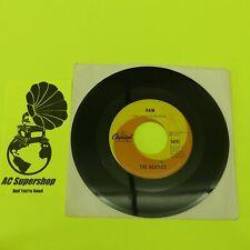 "The Beatles Paperback Writer Rain - 45 Record Vinyl Album 7"""