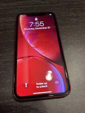 Iphone XR unlocked 128GB Red (Original Packaging)