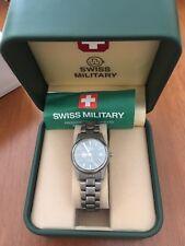 Women's Swiss Military Watch Swiss Army Titanium
