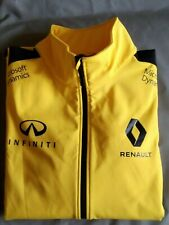 Genuine Renault Sport Replica Mens 2016 F1 Softshell Jacket XXLarge