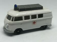 Wiking HO 1/87 Volkswagen T1 Red Cross Ambulance - Vintage