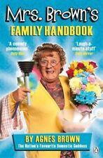 """AS NEW"" Mrs Brown's Family Handbook, O'Carroll, Brendan, Book"