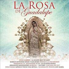 NEW La Rosa De Guadalupe (Audio CD)