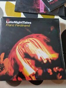 Various Artists - Late Night Tales: Franz Ferdinand Vinyl brand new