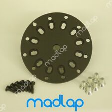 Logitech G29 / G27 / G25 / G920 Steering Wheel Adapter Alu Plate 70/74mm Wheels