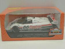 Slot.it SICA 07A Slot Car Jaguar XJR9 3rd Daytona 1988 No.66 Castrol  M1:32