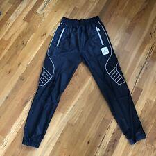 Air Jordan Legacy AJ5 Woven Men's Pants Black Gray Red Jogger CU1670-010 Size XL