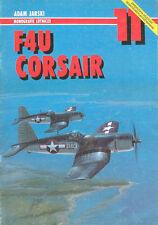 AJ PRESS 11 F4U CORSAIR USMC VMF USN VF USNR RN FAA RNZAF FRENCH AERONAVALE
