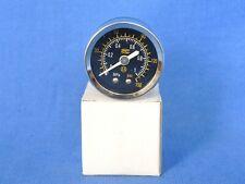 Pneumatic Pressure Gauge 40 Mm 0 150 Psi New