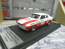 FORD Capri RS2600 Racing Kyalami 1971 #24 Mass Glemser Lucky S Trofeu Edit 1:43