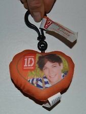 One Direction1D LOUIS Plush Backpack Clip Officially Licensed