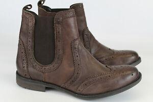 Bonbrix Gr.42  Damen  Stiefel  Stiefeletten  Boots  Neuwertig