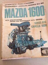 Mazda 1600 Workshop Manual