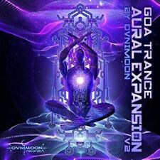 OVNIMOON - GOA TRANCE AURAL EXPANSION VOL.2  2 CD NEW+