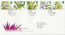 (35184) GB FDC Orchids Glasgow 1993