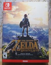 New! The Legend of Zelda: Breath of the Wild [Special Edition] (Nintendo Switch)