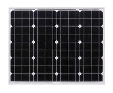 Panneau solaire photovoltaïque 50W 12V Monocristallin