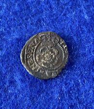 More details for james 1st  1603-1624. silver half  groat.  mm lis