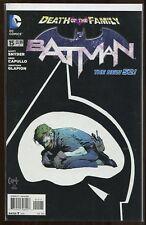 BATMAN THE NEW 52 #15 VERY FINE / NEAR MINT 2013 (2nd SERIES 2011) DC COMICS