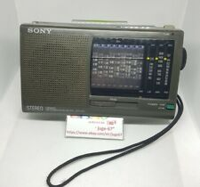SONY ICF-SW11 World Band Receiver