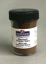 EXTRA DARK WALNUT Mohawk Blendal Powder (M370-2091) 1 oz FREE SHIP!