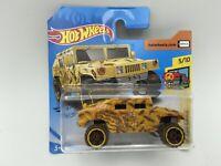 Hot Wheels Humvee HW Art Cars Series 5/10 SHORT CARD 1/64 Scale FREE SHIPPING