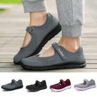 Oft Women Casual Sneaker Knit Sock Running Mesh Breathable Outdoor Sports Shoes