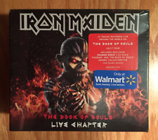 Iron Maiden - The Book Of Souls Live Chapter (Exclusive Walmart Box w/ Bonus)