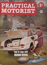 Practical Motorist Magazine June 1965