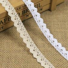 10 Yards Cotton Crochet Lace decoration Wedding dress clothing Toy Sewing