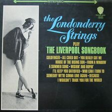 THE LONDONDERRY STRINGS - PLAY THE LIVERPOOL SONGBOOK - LP