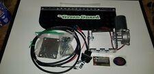 The Green Guard 'SLIM [HD]' - (w/ Blk Alum. Guard, No-Drill Kit, & Foot Switch)
