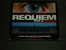 Clint Mansell Requiem for a Dream (CD, 2000, Nonesuch) feat Kronos Quartet
