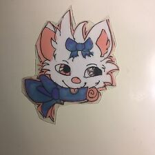 custom furry badge made to order Few badges already made for sale!