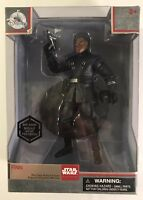 Finn Die Cast Action Figure Star Wars Elite Series Disney Store Authentic