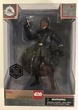 Finn Die Cast Action Figure Star Wars Elite Series Disney Store Authentic