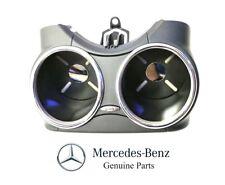 Mercedes CLS BLACK Bracket For Cup Holder BRAND NEW 219 680 04 14 9051
