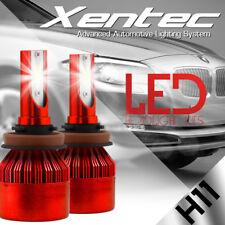 H11 Fog Light LED Foglight 12v 24v Car Conversion Bulbs kit 388W 38800LM White