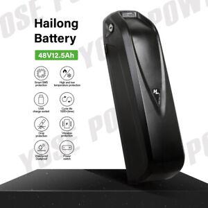 YOSE POWER Ebike Hailong Battery 48V 1000W for Electric Bike Max 1000W Motor