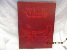 1974 Yearbook Wabash Valley College Mount Mt. Carmel IL Oubache Great Photos